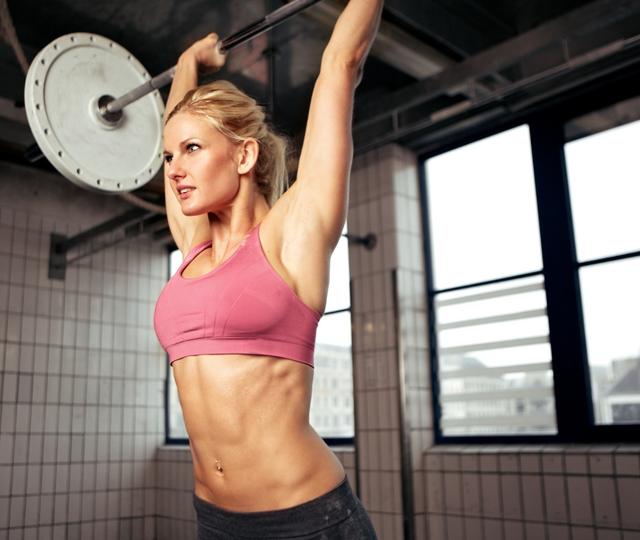 Strength Building Women's Beginner Workout Plan