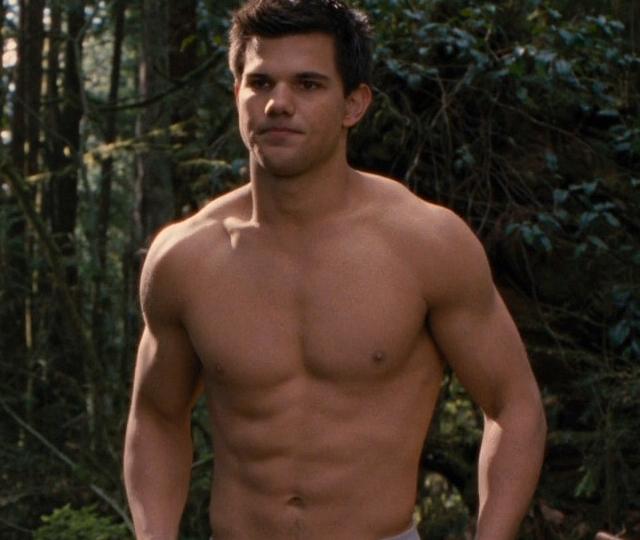 Taylor Lautner Workout Plan
