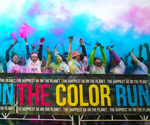 The Color Run 5k Workout Plan - Phase 1