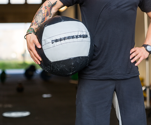 Medicine Ball Workout Plan