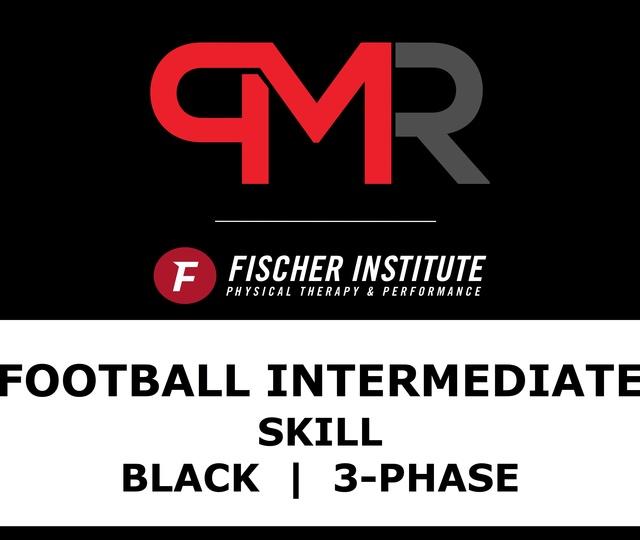 Football / Inter / Skill / Black / 3 Phase