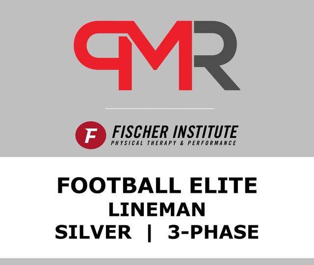 Football / Elite / Line / Silver / 3 Phase