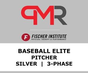 Baseball / Elite / Pitcher / Silver / 3 Phase