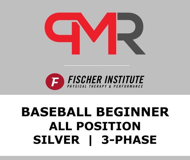 Baseball / Beginner / Silver / 3 Phase