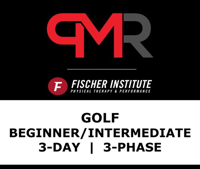 Golf - Beginner/Intermediate