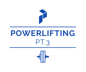4 Day Per Week Powerlifting - Part 3