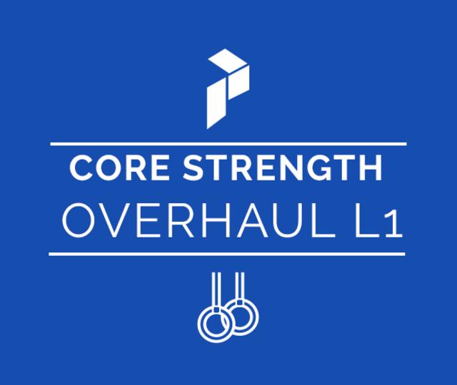 Core Strength (Beginners Level)