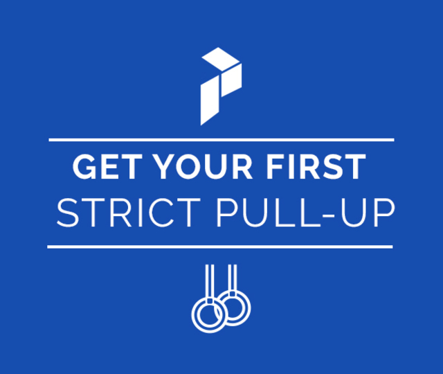 First Pull-Up Program