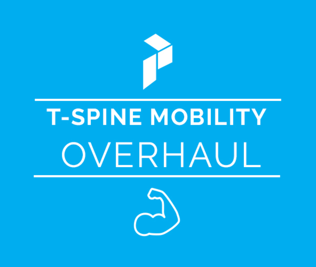 Thoracic Spine Mobility Overhaul