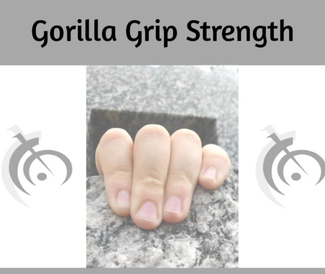 Gorilla Grip Strength (Add-On)
