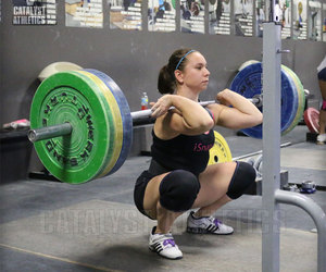 5-Week Front Squat Emphasis