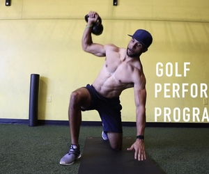 NEW 6 Week Off-Season Golf Specific Plan (Beginner)