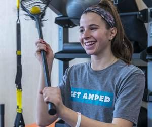 On Field Lacrosse Injury Prevention & Performance Program