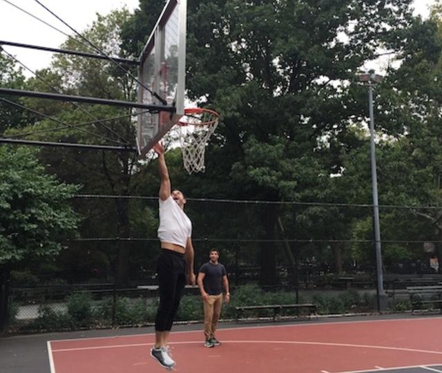 Basketball Warmup