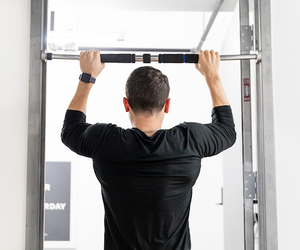 Get Your First Pull-Up in One Month!
