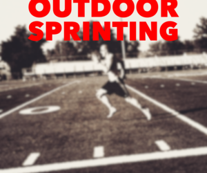 4 Week Outdoor Sprinting