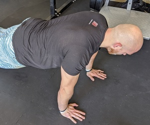 Breaking Down the Pushup