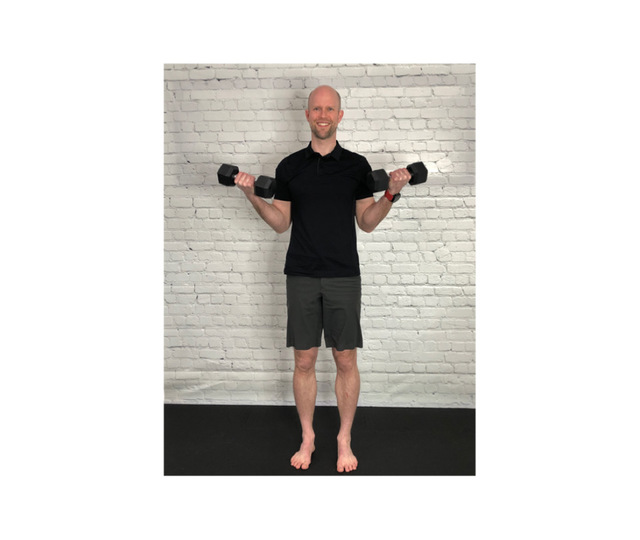 Stabilization Endurance Workout - Level 1