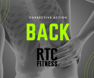 Corrective Action: Back Edition